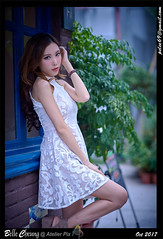 Belle Cheung (pelee69) Tags: fashion portraiture shenzhen china
