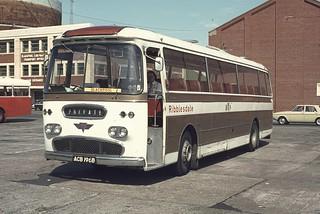 ACB 196B: Ribblesdale, Blackburn