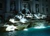 Trevi Fountain 1 Rome (Garry Blackburn) Tags: rome italy trevifountain lowlight water fountain sonya77ii