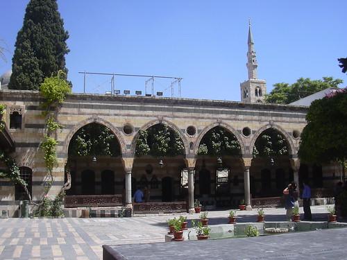 Damaskus, Azem Palast, ca. 1750