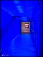 Vers Miro (josboyer) Tags: musée national des beauxarts argentine museo nacional de bellasartes bleu bleue miro argentina exposition