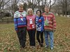 Orr-Family, Ugly-Sweaters, Christmas Photo (Odonata457) Tags: orr family christmas photo ugly sweaters 2017