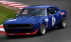 John Shoesmith - Chevrolet Camaro (Boris1964) Tags: 2005heritagegrandtourers brandshatch