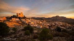 Castillo de VB (pedrojateruel) Tags: castillo vélez blanco almería andalucía amanecer