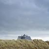 (Babette de Jong.) Tags: noordwijk zee sea netherlands zuidholland square 6x6 nikon d7100 nikkor50mmf18 clouds storm beach strand house dunes hidden sky