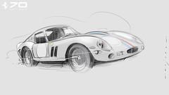 F GTO s (Stefan Marjoram) Tags: sketch drawing ipad pro procreate apple pencil car vintage racing plein air