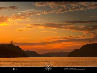 Anse de roche sunset DRI