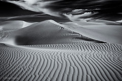 Dunescape (Mimi Ditchie) Tags: oceano oceanodunes dunes sanddunes monochrome blackandwhite sand sanluisobispocounty dune sandpatterns oceanodunessvra getty gettyimages mimiditchie mimiditchiephotography