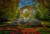 Johann Strauss Denkmal, Wien (Roman Achrainer) Tags: johannstrauss denkmal statue wien österreich stadtpark