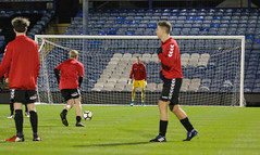 Portsmouth U18 v Lewes U18 FAYC 10 11 2017-48.jpg (jamesboyes) Tags: lewes portsmouth football youth soccer fa cup fayouthcup frattonpark floodlights match sport ball tackle goal celebrate canon