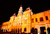 Orange the World 2017 - Vietnam - Ho Chi Minh City People's Committee Building