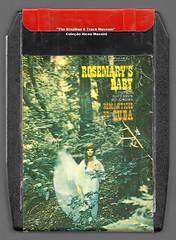 "1969 - Românticos de Cuba / Rosemary's Baby - brazil 8 track - fita cartucho de 8 pistas (""The Brazilian 8 Track Museum"") Tags: alceu massini vintage collection orquestra tabajara musidisc nilo sérgio"