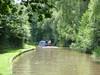 Weekend water (Lexie's Mum) Tags: continuing30dayswild walking walks walkingthedog nature wildlife scenery floraandfauna water canal barge