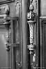 Poignée de porte - Door handle (jipebiker) Tags: poignéedeporte doorhandle verviers belgique belgium nb bw laiton brass