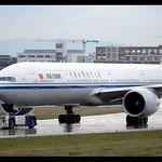 B777-39L/ER | Air China | B-2086 | FRA thumbnail