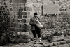 The musician (Bobby.Kalenikov) Tags: street bagpipe musician pavement stone stonewall vintage past traditions traditional ethno ethnomusic folk vintageclothing bulgaria plovdiv old oldtown