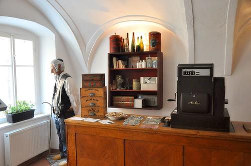 Trebic, Juedisches Viertel, Seligmann Bauer Haus