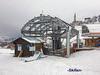 TB Croisette: Nouveau toit pour le TB Croisette (-Skifan-) Tags: g1 lesmenuires nouveautoît tbcroisette skifan 3vallées les3vallées