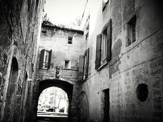 Secret streets...
