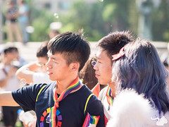 DA250969 (daisuke1230) Tags: 2017高雄同遊 高雄 同志大遊行 lgbtqia lgbtpride olympus em1 75mmf18
