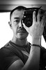 .. (Es.mond) Tags: stubborn adjust 50mm niftyfifty d90 nikon reflection mirror selfie bw perspective hobby photography