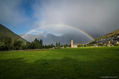 Después de la tormenta (SantiMB.Photos) Tags: 2blog 2tumblr 2ig valldeboi valldeboí altaribagorça lleida pirineos paisaje landscape arcoiris rainbow 500px geo:lat=4251651434 geo:lon=085046947 geotagged taull cataluna españa esp