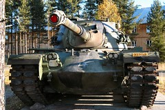 "M48A5 Norwegian  4 • <a style=""font-size:0.8em;"" href=""http://www.flickr.com/photos/81723459@N04/27115936239/"" target=""_blank"">View on Flickr</a>"
