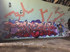 Sacred & Profane Festival • 2017 graffiti (origamidon) Tags: spray sacredprofanefestival sacredprofane festival 2016 masterful details confidence colorful graffiti culture gallery happening batterysteele 1942 wwii steelreinforced concrete nationalregisterofhistoricplaces 05001176 nrhp 10202005 architecture peaksislandlandpreserve peaksislandmaineusa peaksisland maine me usa 04108 cumberlandcounty donshall origamidon