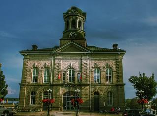 Brockville Ontario - Canada - Brockville City Hall - Heritage