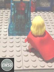 EWSG Superboy/Supergirl Volume 2, Issue #14: Extinguish the Flames (Enøshima) Tags: zora vilar sparkline superboy supergirl ewsg elseworld volume 2 issue 14 extinguish flames