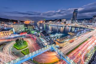 Keelung Night View ,Taiwan