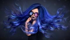 galaxy cat cosplay) (4arllin) Tags: bjd doll msd mnf minifee celine sp sleeping tan alpaca wig toy