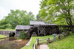 Mabry Mill 1680 (Ursula in Aus) Tags: blueridgeheritagearea blueridgemountains blueridgeparkway mabrymill usa va virginia