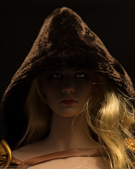 Arhian Head Shot (edwicks_toybox) Tags: 16scale tbleague arhian femaleactionfigure phicen