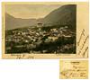 Roncegno, veduta generale, B. Lehrburger, Nurnberg, spedita il 12/7/1902 (Ecomuseo Valsugana | Croxarie) Tags: cartolina roncegno roncegnoterme 1902