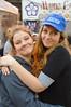 Best friends (radargeek) Tags: monterey ca california hug mu monsteruniversity hat farmersmarket market downtown 2017 march portrait