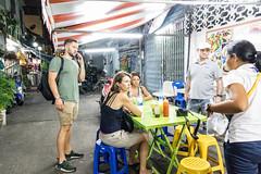Tuk Tuk Food Tour with Expique (sheiladeeisme) Tags: food tuktuk bangkok thailand travel tourist tourism eat streetfood explore adventure city fun shevo