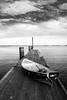 see you tomorrow.jpg (dwoodpics) Tags: dock coastal water rowboat nautical boats maine dinghy blackwhite carlzeiss zf2 milvus1425