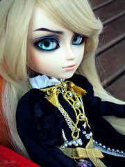 Feel the rush of the ocean (♪Bell♫) Tags: taeyang albireo battler harth weiss groove doll blue eyes