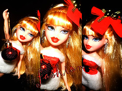 Cloe💋 💍 💎🎅 🎄 🎁 (Fashion2000ever) Tags: bratz doll dolls bratzdoll bratzdolls fashion pasion pasionforfashion red golden love merry christmas merrychristmas cloe cute