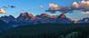 The Grenadiers (Rakaskas34) Tags: colorado sanjuanmountains rockymountains sunset orange peak molas pine bluesky jagged arrow vestal electric animas silverton summer trinity treeline backcountry outside panorama beautiful awesome vast wilderness weminuche hike ski snowboard durango