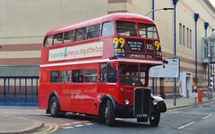 RT3251 LLU610 (PD3.) Tags: london transport aec regent rt3251 rt 3251 llu610 llu 610 ensign ensignbus purfleet essex lakeside upminster bluewater gravesend grays bus buses tilbury vintage heritage
