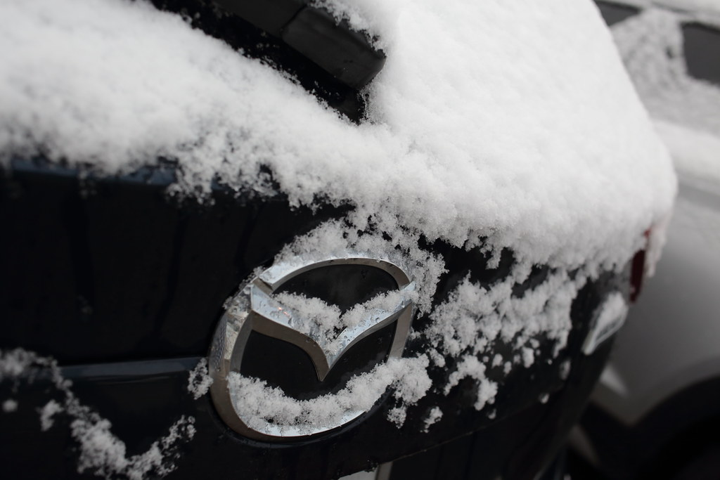 Mazda Millenia White Snow Milly Logbook: The World's Best Photos Of Whitewinter