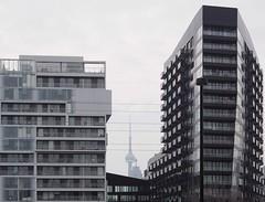 Riverside District Condos -Toronto (Richard Pilon) Tags: ontario toronto olympus architecture urban