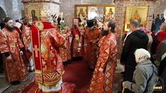 39. Первое богослужение в храме г.Святогорска 30.09.2014