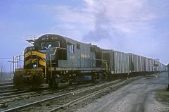 NKP Alco RS36 867 (Chuck Zeiler) Tags: nkp alco rs36 867 nickelplateroad railroad locomotive pullmanjunction chicgao chuckzeiler chz