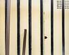 InLine.jpg (Klaus Ressmann) Tags: abstract fparis france klausressmann lemarais oem1 summer window bar design flcabsoth lattice softtones