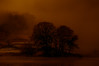Lake District (mynameisblank!) Tags: lakedistrict fire uk nature mist morning sunrise lake water clouds nikon nikond300s f28 70200 orange layers nikond3oos travel alwaysmoving lightroom editedinlightroom manfrotto manfrottotripod manfrottobefree