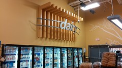 What is it with bread and milk? (Besides snowstorms... :P ) (Retail Retell) Tags: horn lake ms kroger desoto county retail former seessels albertsons schnucks 2000 grocery palace acme theme park corrugated metal 2012 bountiful décor remodel