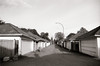 East Van Back Lane, 2017 (Philip Hall Photography) Tags: lenstagger backlane vancouver yvr olympusom1 ilford fp4 microphen